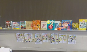Summer school ended Thursday. Stories were shared daily to encourage reading for the remainder of the year.